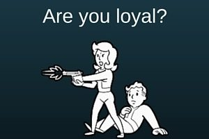 loyal personality test