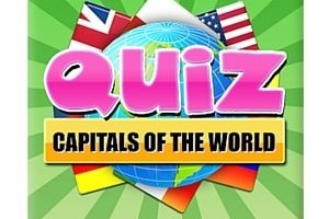 world capitals quiz, capitals of the world quiz, capitals quiz