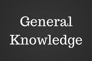 general knowledge quiz questions and answers