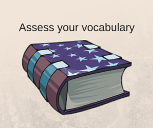 improve your vocabulary, english vocabulary test, vocabulary test