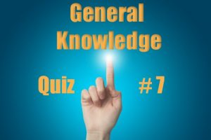 general knowledge quiz and answers